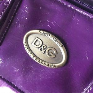 Dolce   Gabbana Bags - Dolce   Gabbana Purple + Rainbow Polka Dot Purse 3c321e5c1330d